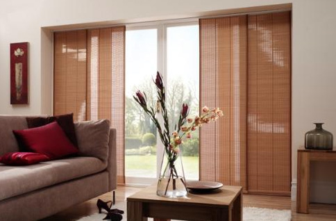 You are browsing images from the article: Panel Blinds